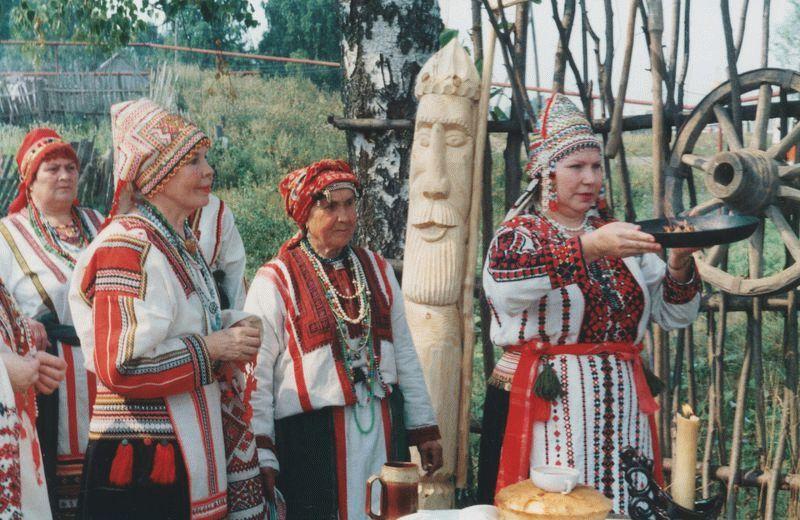 mordovskietraditsiiiobichai 9F80E02E - Народный праздник мордовского народа