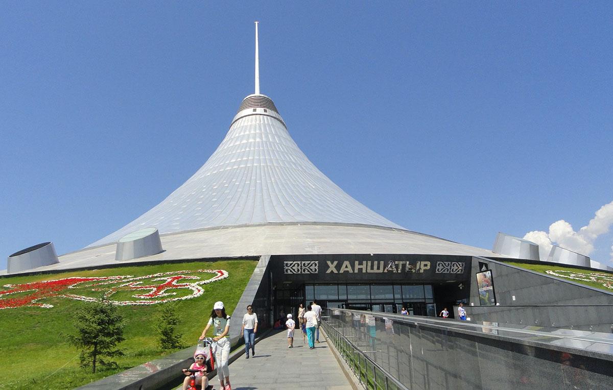 Торговый центр Хан-Шатыр, Нур-Султан