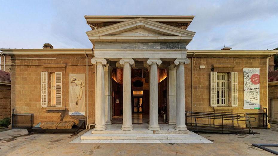 Археологический музей Кипра