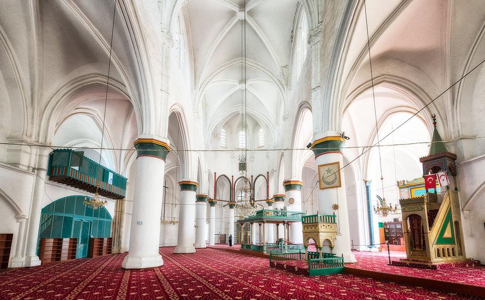 Мечеть Селимие, Кипр