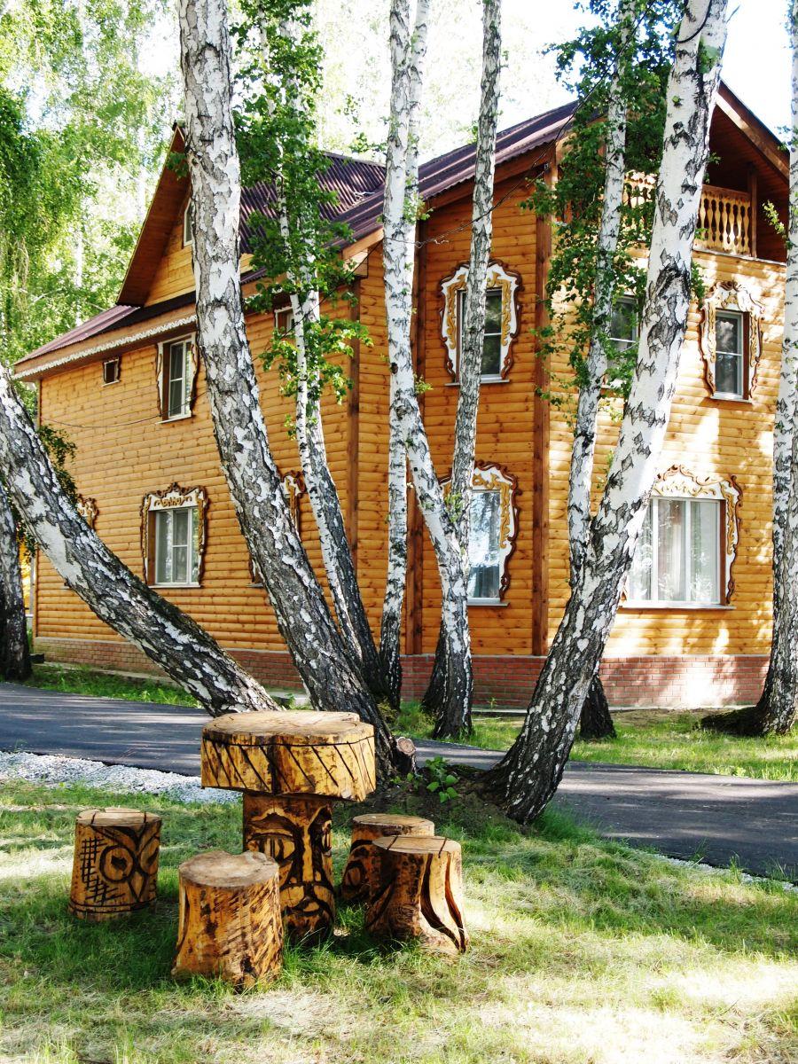 База отдыха Лукоморье, Новосибирск
