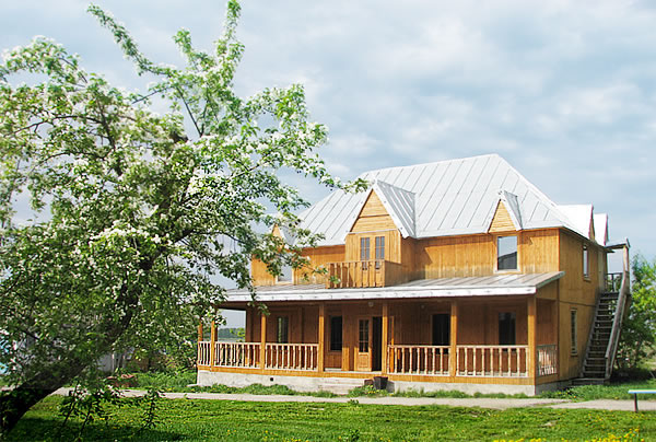 База отдыха Сундучок, Новосибирск