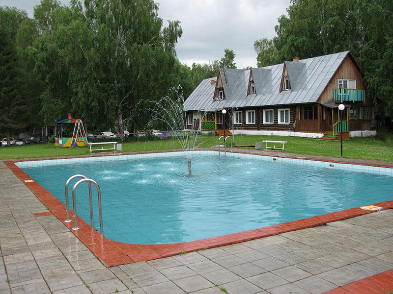 База отдыха Зеленая поляна, Новосибирск