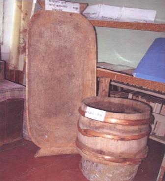 деревянная обработка