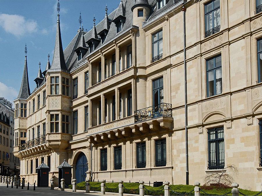 Дворец Великих герцогов,Люксембург