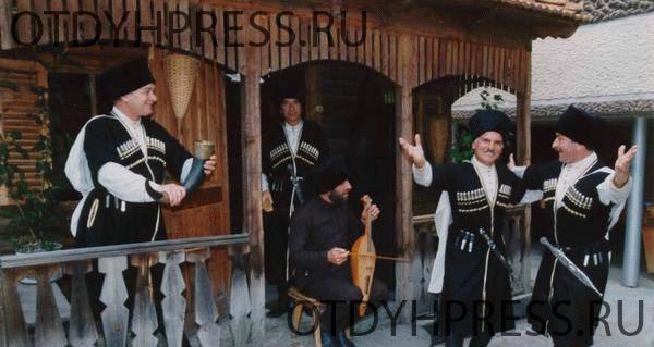 гостеприимство Кавказа