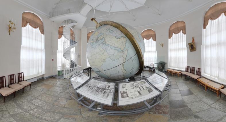 Готторпский глобус – Кунсткамера