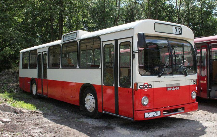 MAN SL200