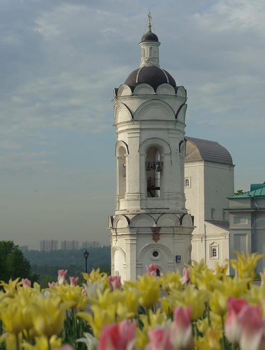 Церковь Святого Георгия с колокольней
