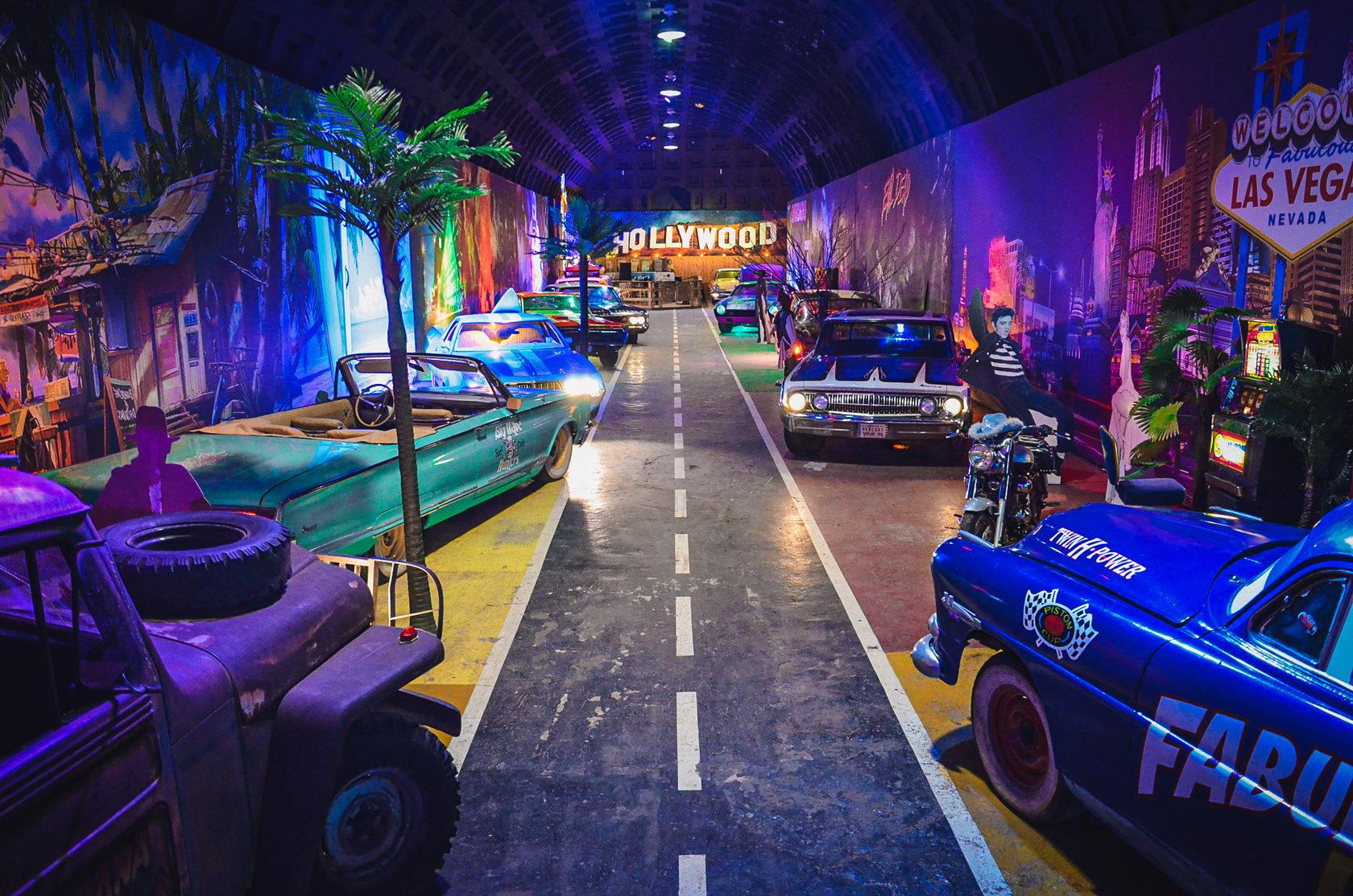 музей Route 66