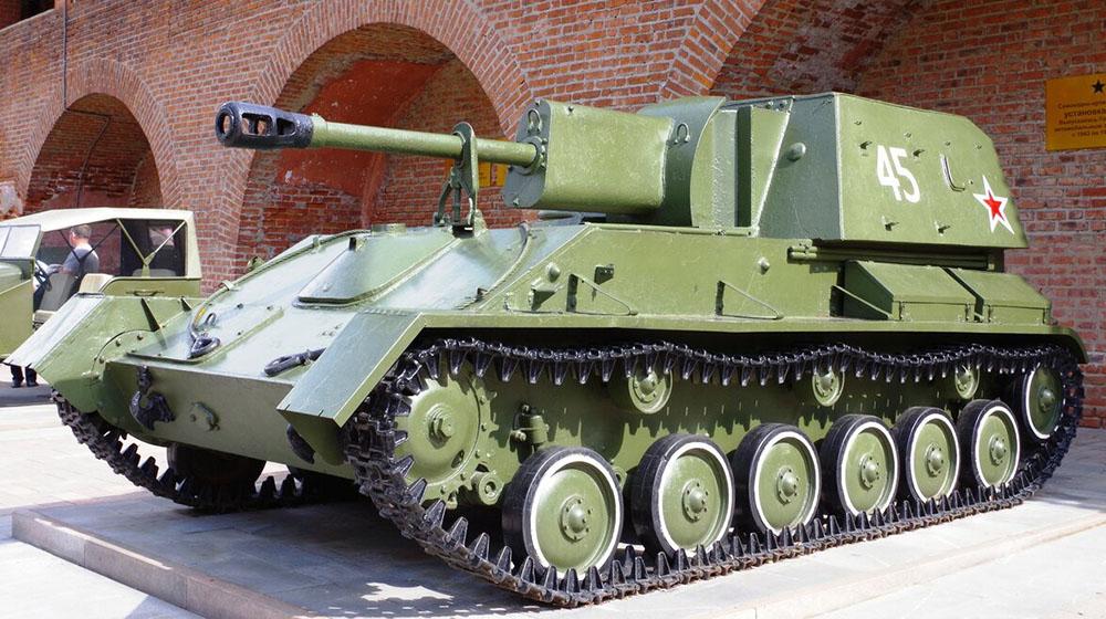 САУ-76