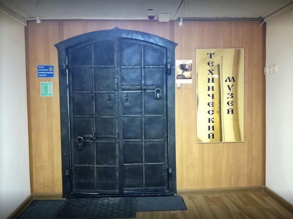 Технический Музей, Нижний Новгород