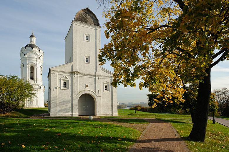 Водовзводная башня, Музей-Заповедник Коломенское