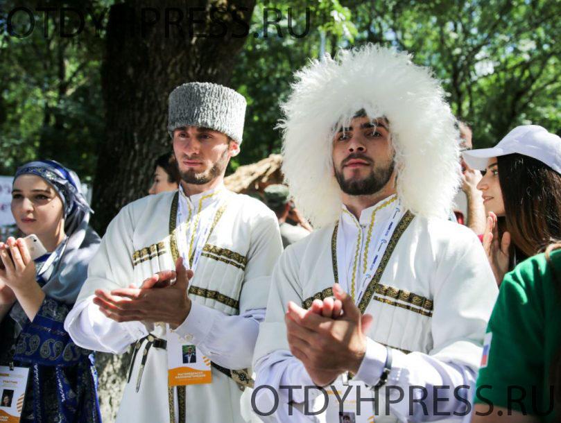 жители Дагестана