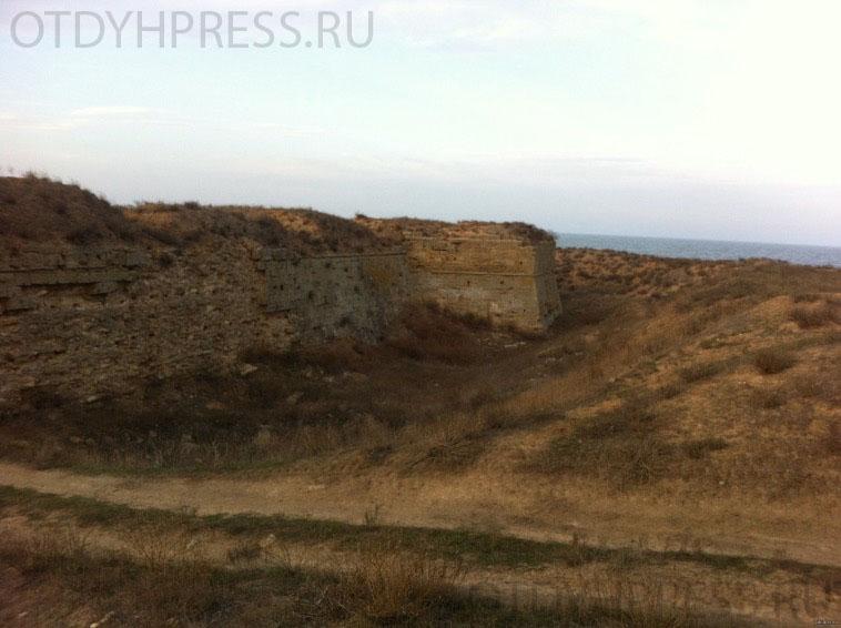 Крепость Арабат