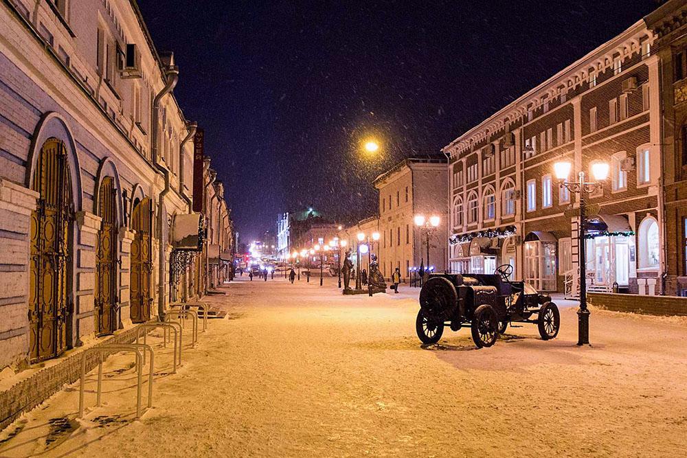 Спасская улица, Киров
