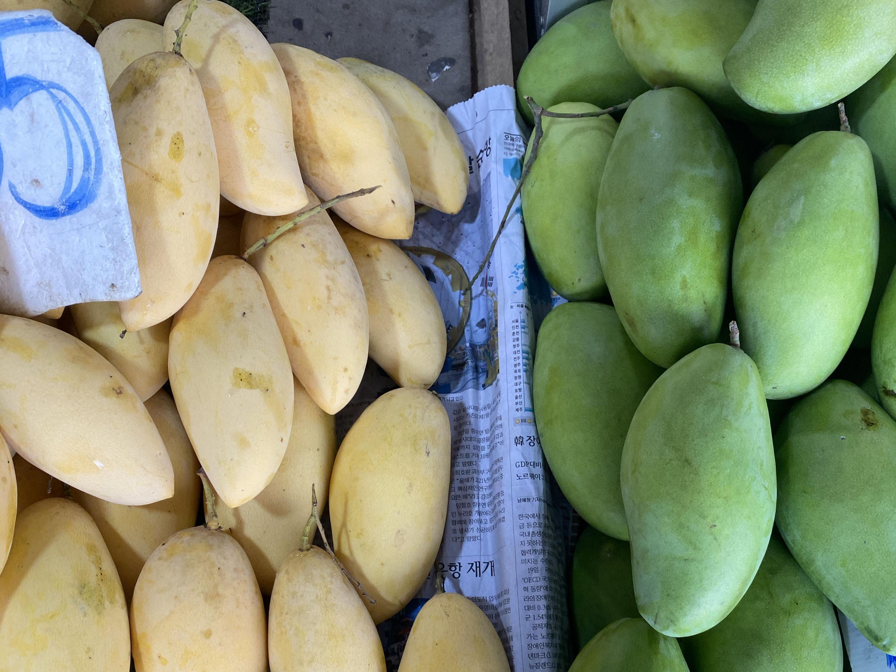 манго, Таиланд