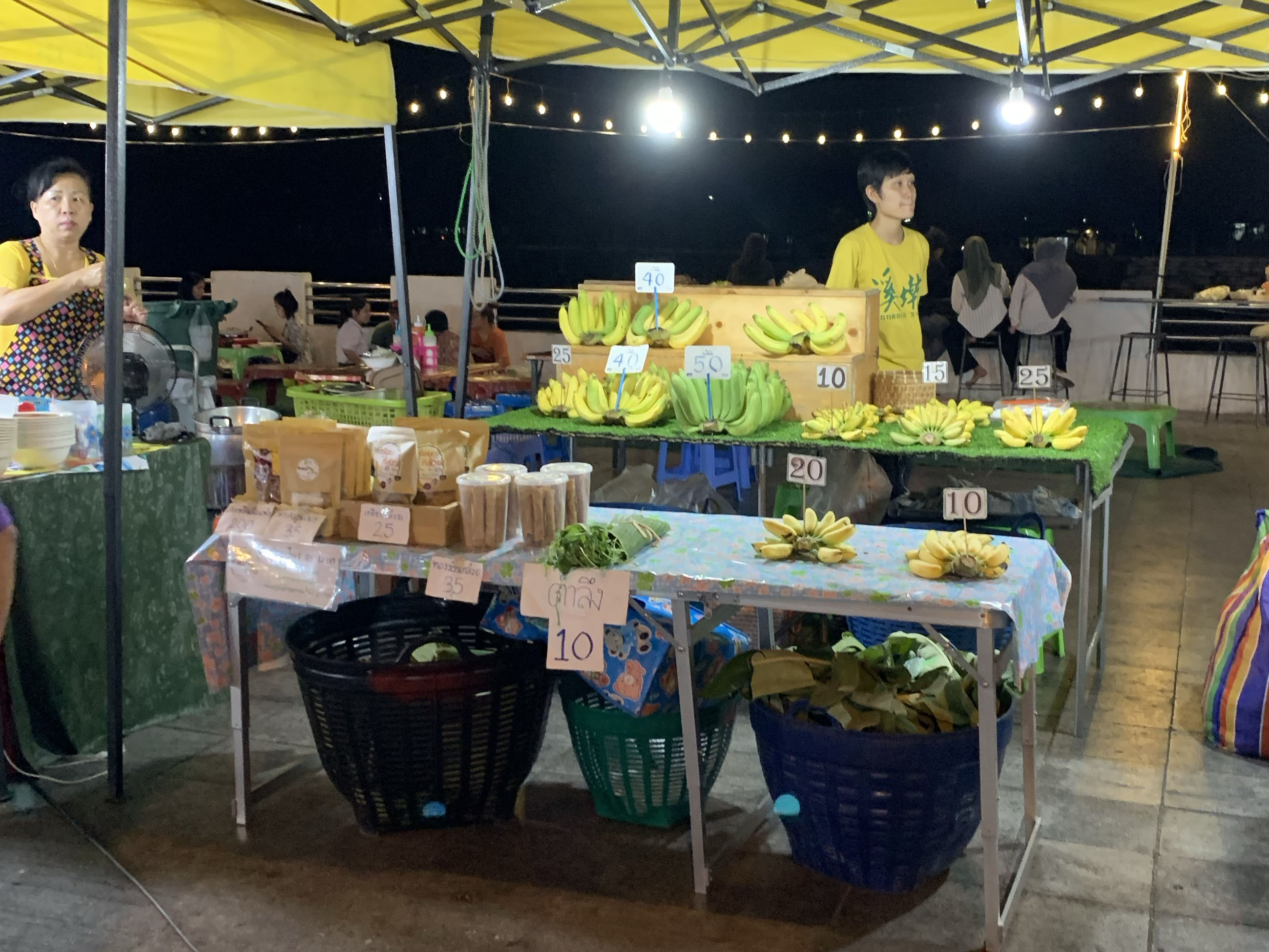 продажа бананов, Таиланд