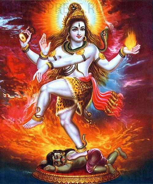 Шива Натараджи