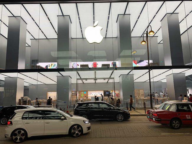 где купить Iphone в Гонконге