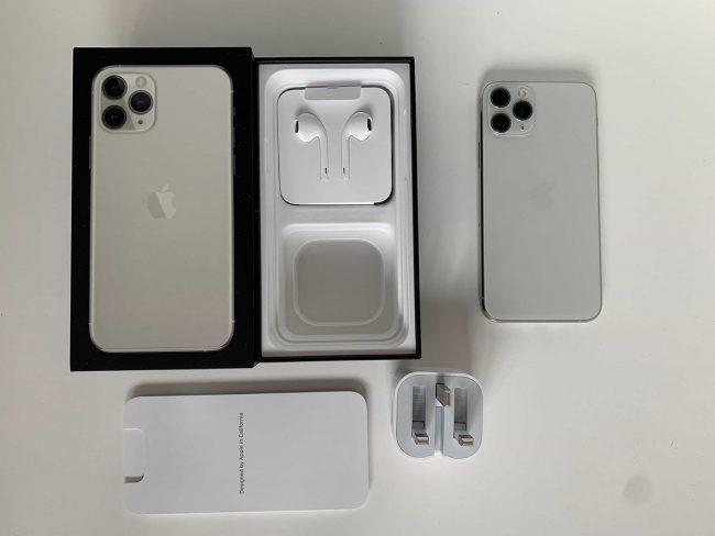 Iphone 11 pro Гонконг