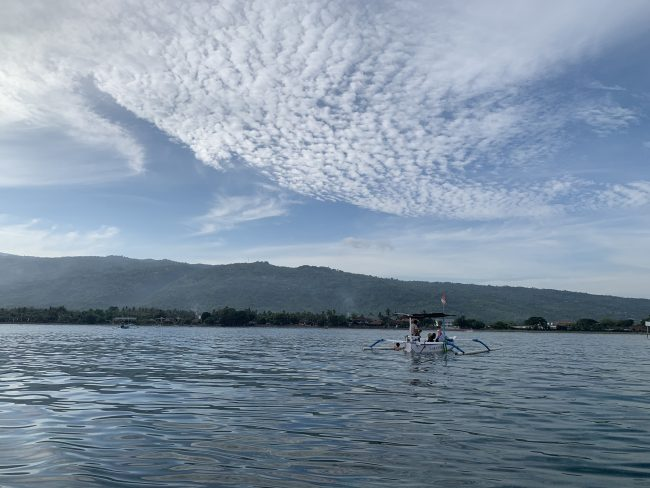 Вода на севере Бали