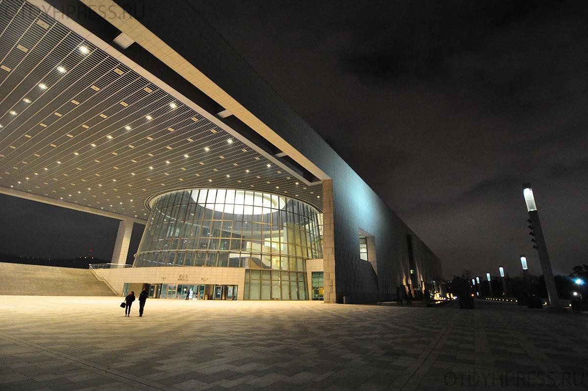 Национальный музей Сеула