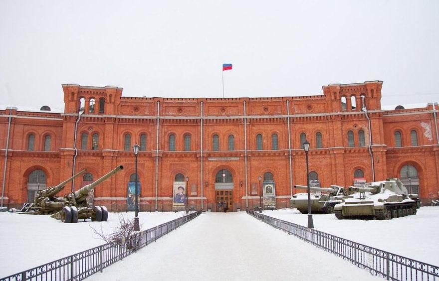 Военно-исторический музей артиллерии, Санкт-Петербург