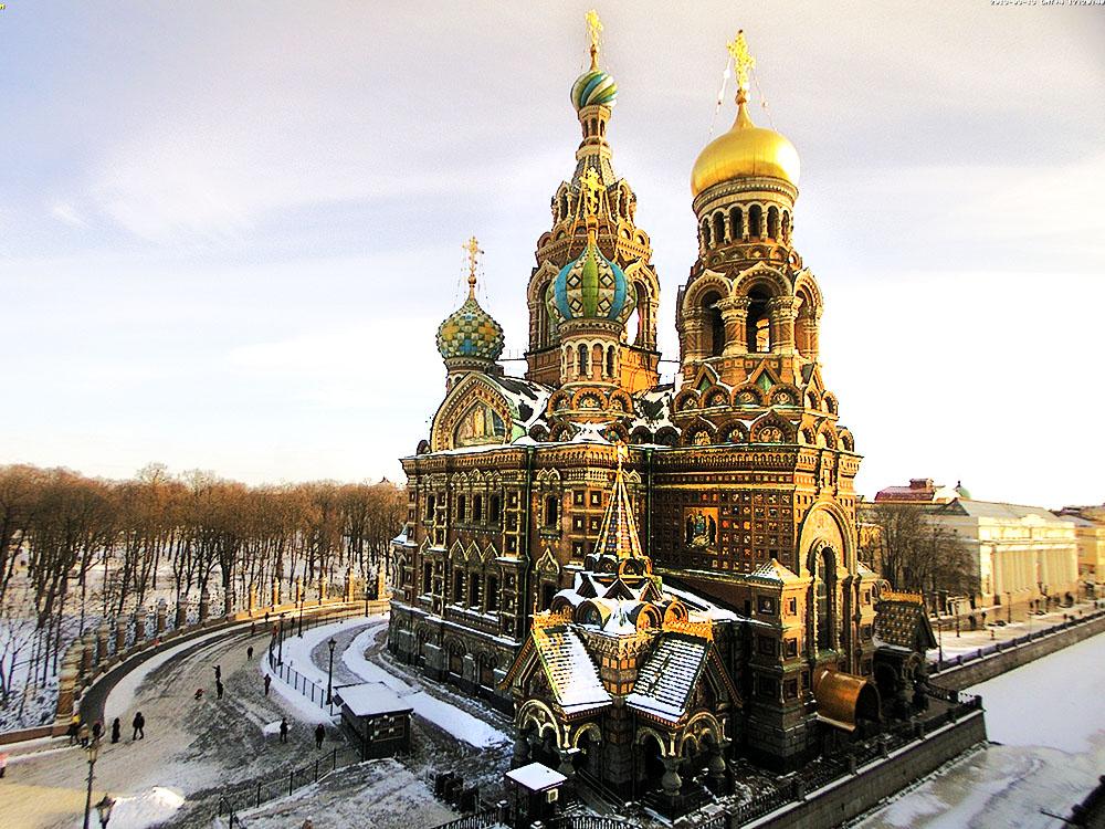 Спас на Крови, Санкт-Петербург