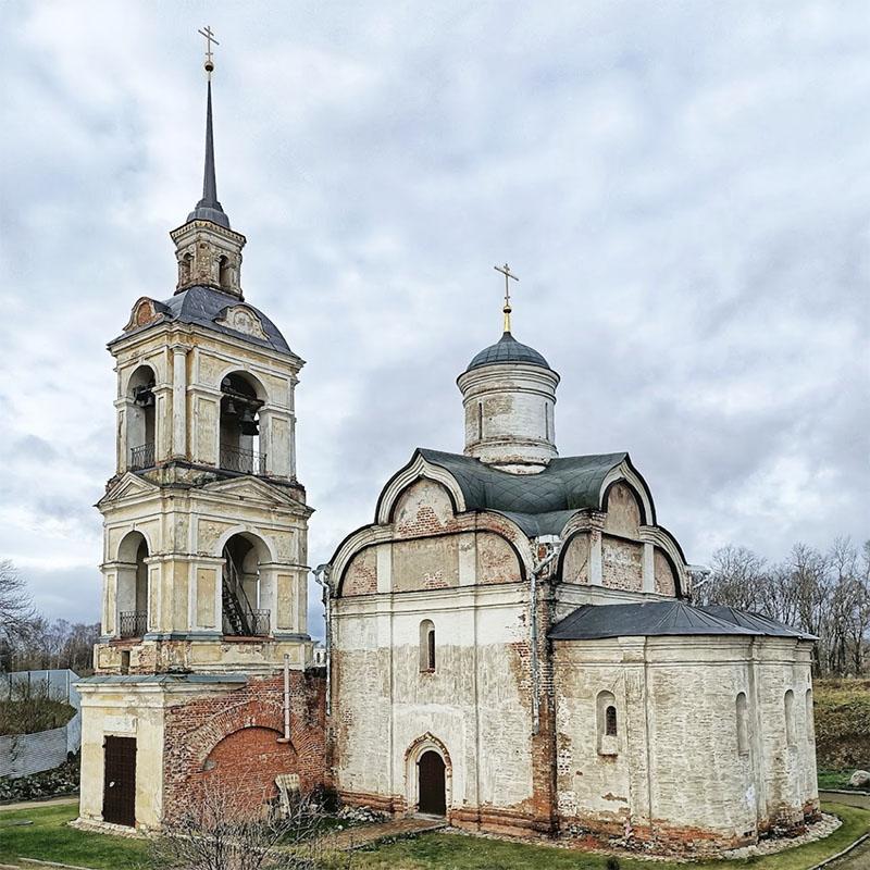 Церковь Исидора Блаженного