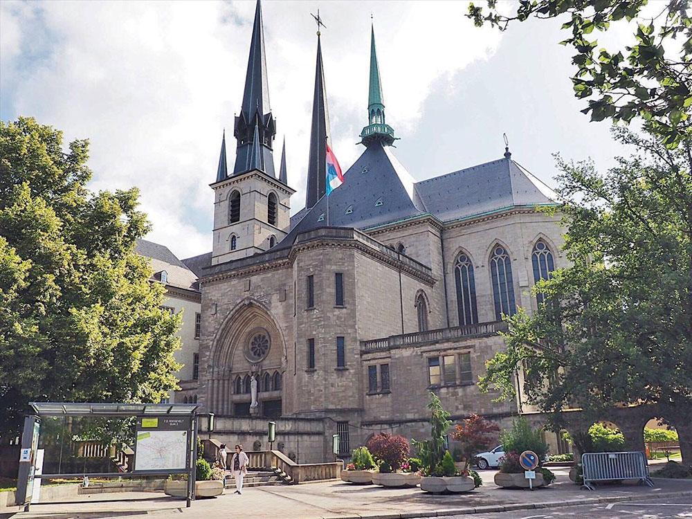 Кафедральный собор Люксембургской Богоматери