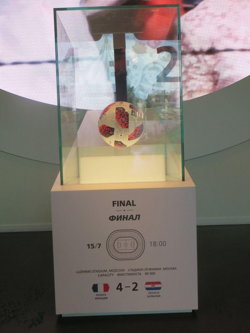 музеи москвы футбольный клуб